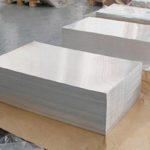 feuilles aluminium