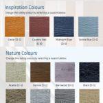 Charte des couleurs