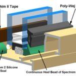 polyshim butyl tape
