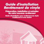 Guide d'installation de vinyle