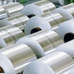 Rouleaux d'aluminium
