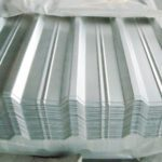Toiture d'aluminium