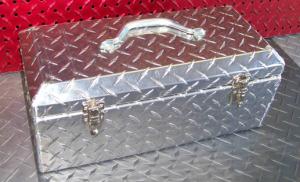 diamond plate toolbox