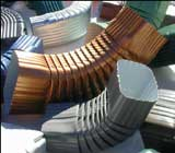 Prix des gouttières en aluminium